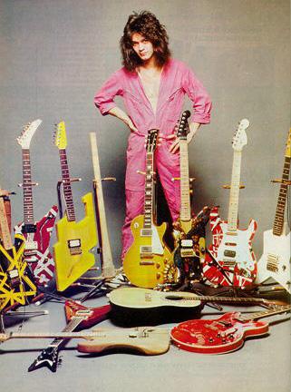 eddievanhalen-guitars