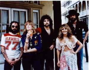 Fleetwood Mac circa the mid 70s