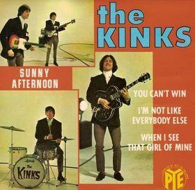 kinks-sunny