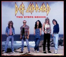 Def leppard two steps behind live