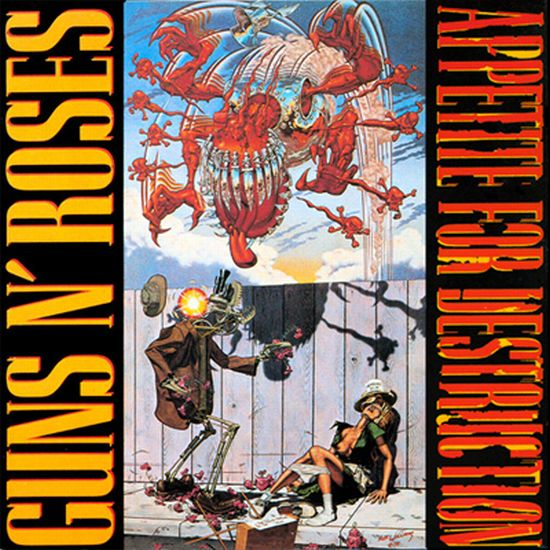 Guns N Roses « Fancy Plans… and Pants to Match