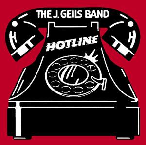 j geils band hotline