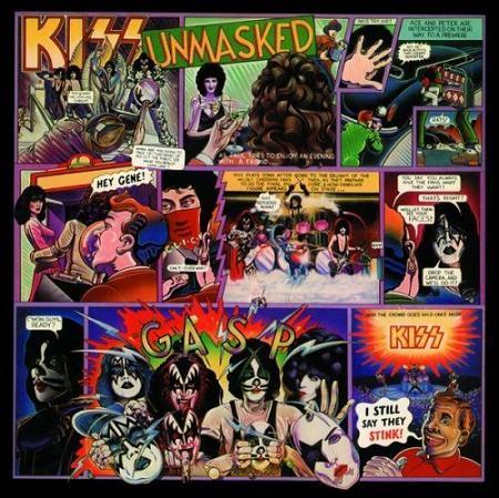 kiss unmasked big