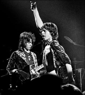 rolling stones mick and mick