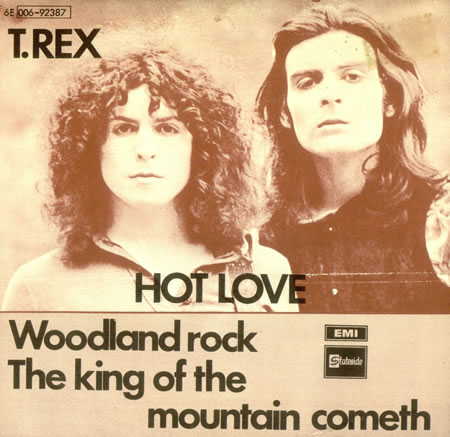 t-rex hot love