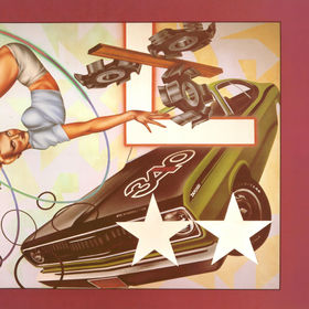 cars heartbeat city