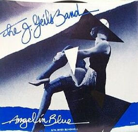 j geils band angel in blue