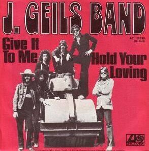 j geils band give it to me