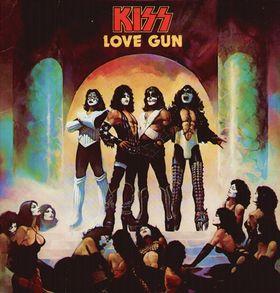 kiss love gun