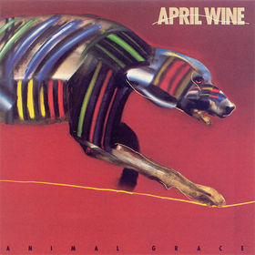 april wine animal grace