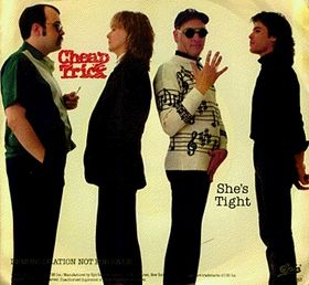 cheap trick she's tight