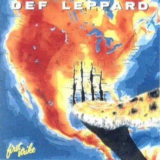 Def Leppard - First Strike