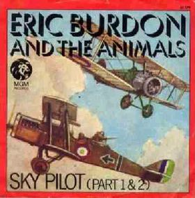 eric burdon and the animals sky pilot