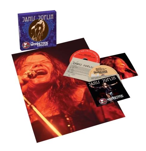 Janis Joplin Woodstock Experience