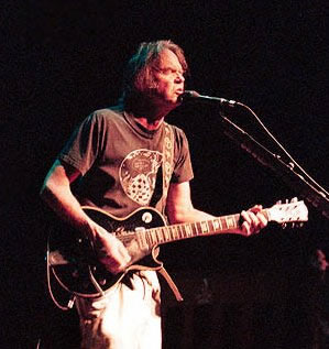 neil young live