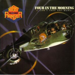 night ranger four in the morning