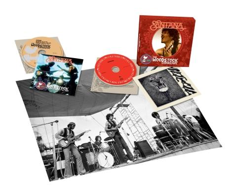 Santana Woodstock Experience