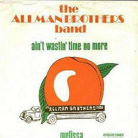 allman brothers ain't wastin' time no more