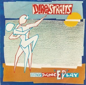 Dire Straits twisting by the pool ep