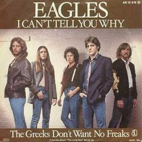 eagles i can't tell you why