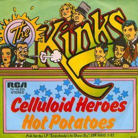 kinks celluloid  heroes