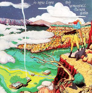 marshall tucker band a new life
