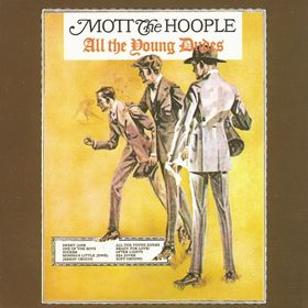 mott the hoople dudes