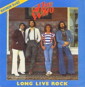 who long live rock
