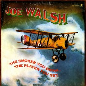 joe walsh the smoker you drink