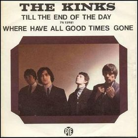 kinks where have all the good times gone