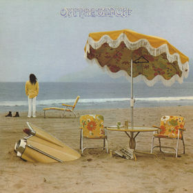 neil young on the beach