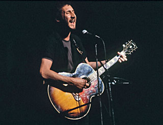 pete townshend secret policeman's concert