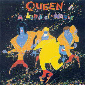 queen a kind of magic