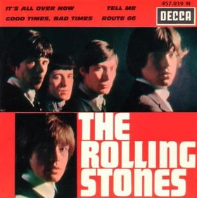 rolling stones it's all over now