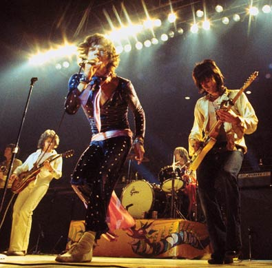 rolling stones live color