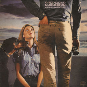 scorpions animal magnetism small