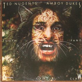ted nugent amboy dukes tooth fang claw