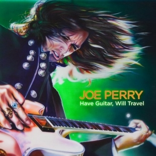 joe perry have guitar, will travel