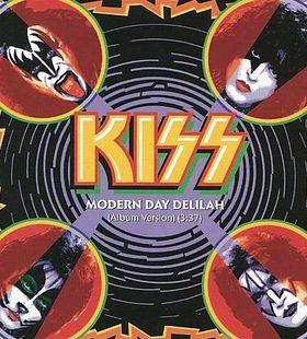 kiss modern day delilah