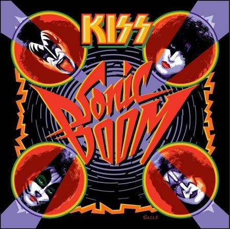 kiss sonic boom