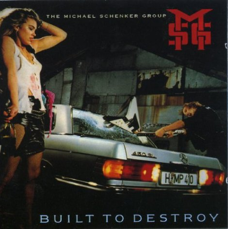 michael schenker group built to destroy big
