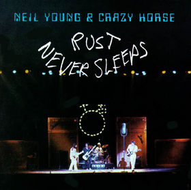 neil young rust never