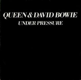 queen and David Bowie under pressure