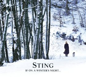 sting if on a winters night