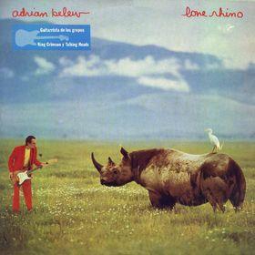 adrian belew lone rhino