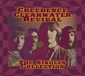 creedence clearwater revival the singles collection