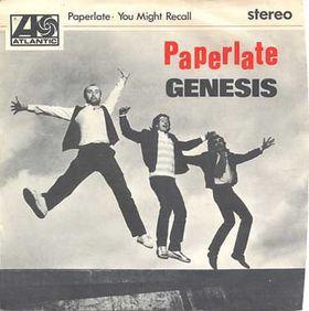 genesis paperlate