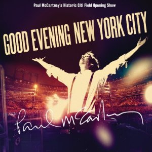 paul mccartney good evening new york city