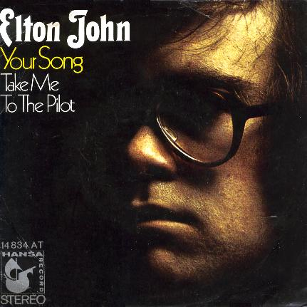 "Elton John ""Your Song (Team Banzai Remix)"" | Rock God Cred"