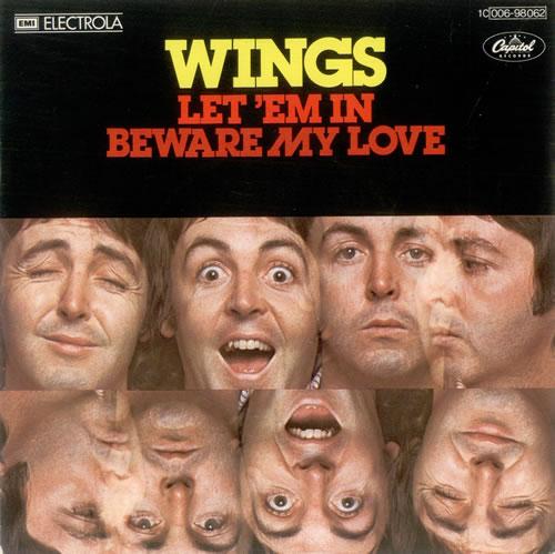 let em in paul mccartney and wings